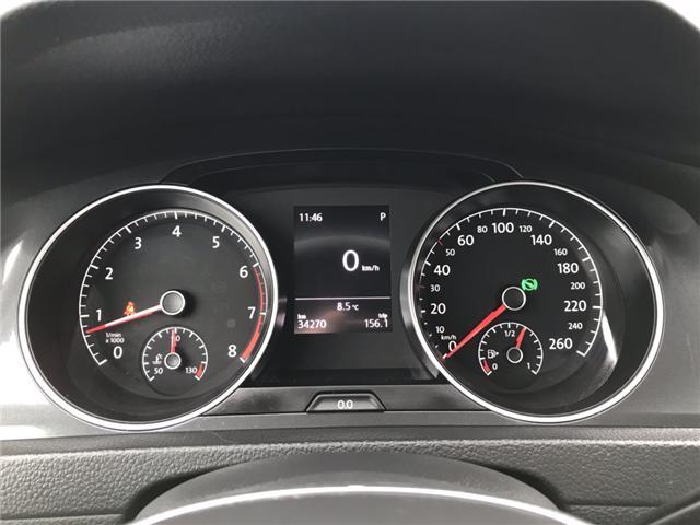 2018 Volkswagen Golf SportWagen 1.8 TSI Comfortline (Stk: JM761686) in Sarnia - Image 16 of 24