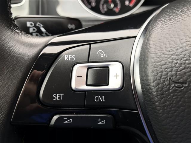 2018 Volkswagen Golf SportWagen 1.8 TSI Comfortline (Stk: JM761686) in Sarnia - Image 17 of 24