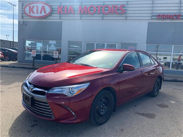 2015 Toyota Camry LE (Stk: 39004B) in Prince Albert - Image 1 of 15