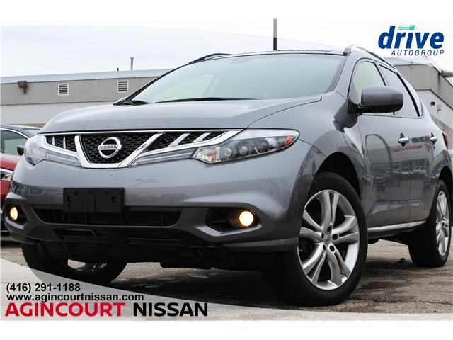 2013 Nissan Murano LE (Stk: JN140516A) in Scarborough - Image 1 of 27