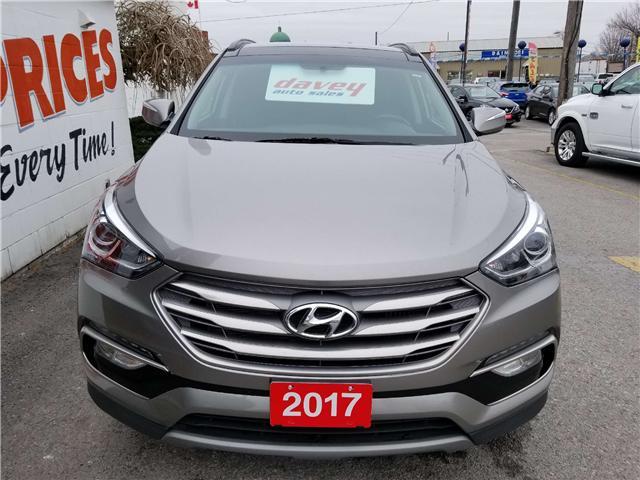 2017 Hyundai Santa Fe Sport 2.0T Limited (Stk: 19-226) in Oshawa - Image 2 of 17