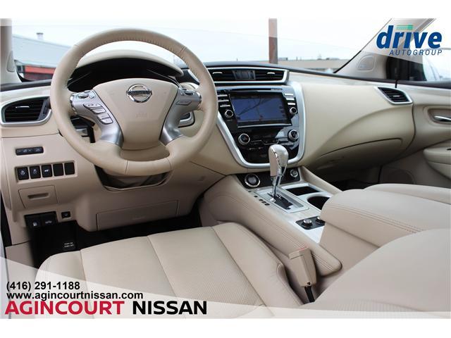 2018 Nissan Murano Platinum (Stk: U12181) in Scarborough - Image 2 of 28
