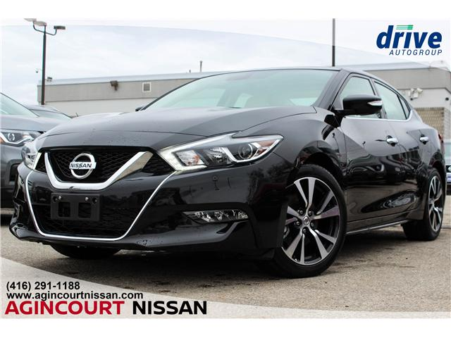 2018 Nissan Maxima Platinum (Stk: U12463) in Scarborough - Image 1 of 26