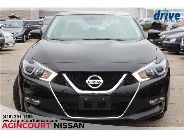 2018 Nissan Maxima Platinum (Stk: U12463) in Scarborough - Image 2 of 26