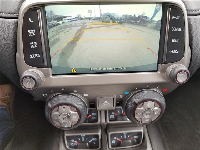 2015 Chevrolet Camaro LT (Stk: ) in Kemptville - Image 11 of 20