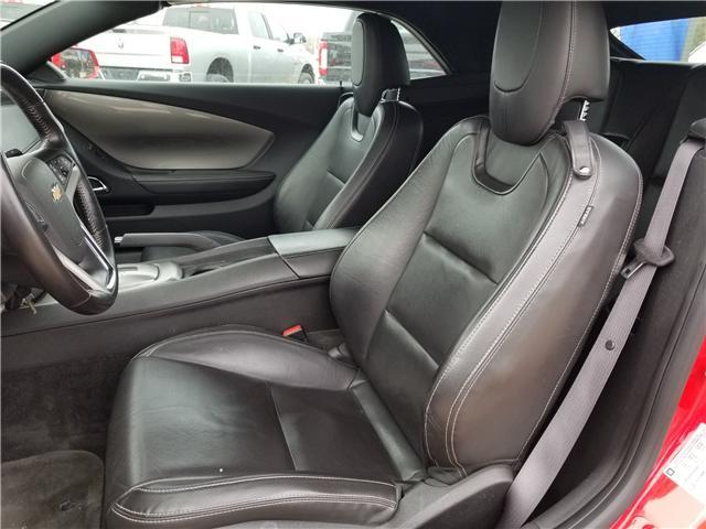 2015 Chevrolet Camaro LT (Stk: ) in Kemptville - Image 13 of 20