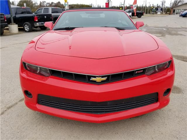 2015 Chevrolet Camaro LT (Stk: ) in Kemptville - Image 2 of 20