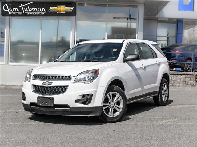 2013 Chevrolet Equinox LS (Stk: R7119A) in Ottawa - Image 1 of 20