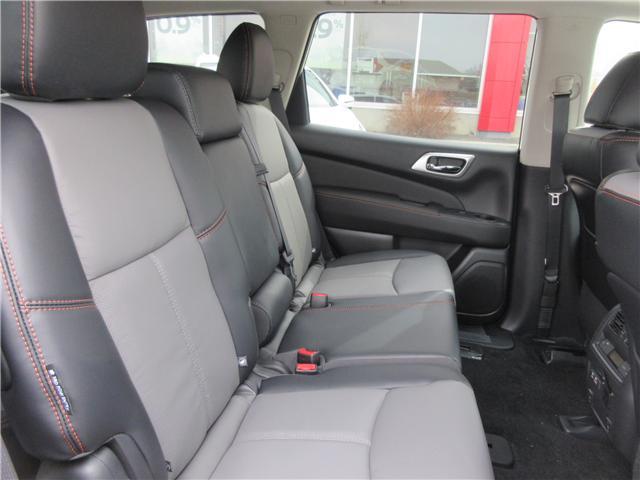 2019 Nissan Pathfinder SL Premium (Stk: 8781) in Okotoks - Image 16 of 22
