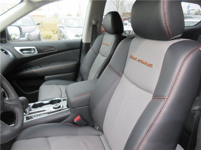 2019 Nissan Pathfinder SL Premium (Stk: 8781) in Okotoks - Image 6 of 22