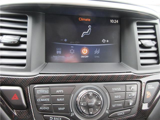 2019 Nissan Pathfinder SL Premium (Stk: 8781) in Okotoks - Image 9 of 22