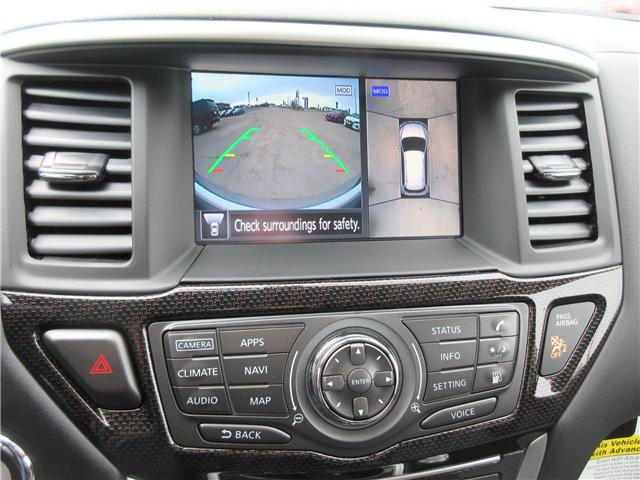 2019 Nissan Pathfinder SL Premium (Stk: 8781) in Okotoks - Image 8 of 22