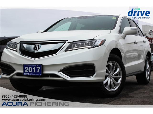 2017 Acura RDX Tech (Stk: AP4805) in Pickering - Image 1 of 34