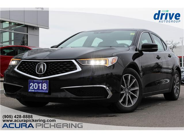 2018 Acura TLX Tech (Stk: AS025CC) in Pickering - Image 1 of 31