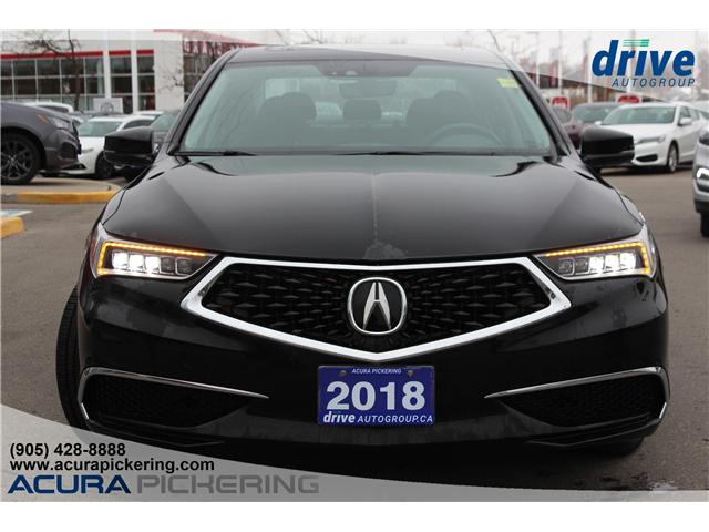 2018 Acura TLX Tech (Stk: AS025CC) in Pickering - Image 4 of 31