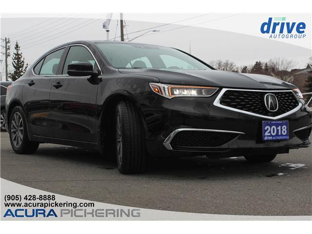 2018 Acura TLX Tech (Stk: AS025CC) in Pickering - Image 5 of 31