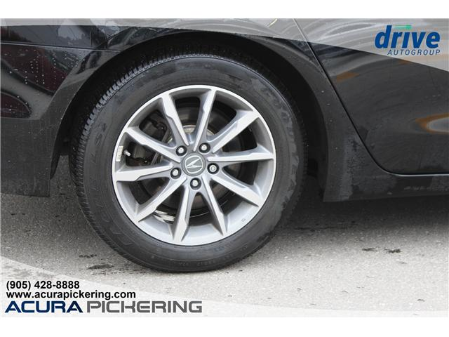 2018 Acura TLX Tech (Stk: AS025CC) in Pickering - Image 30 of 31