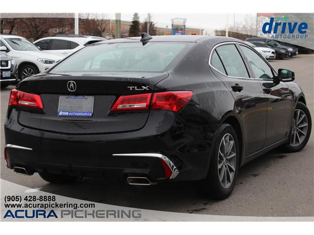 2018 Acura TLX Tech (Stk: AS025CC) in Pickering - Image 7 of 31