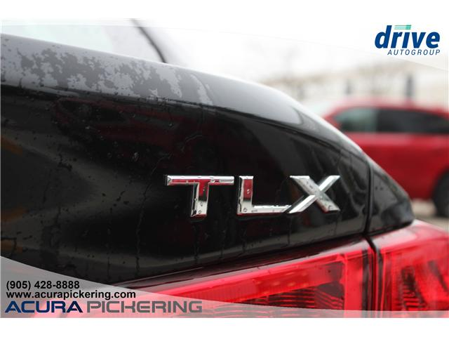 2018 Acura TLX Tech (Stk: AS025CC) in Pickering - Image 28 of 31