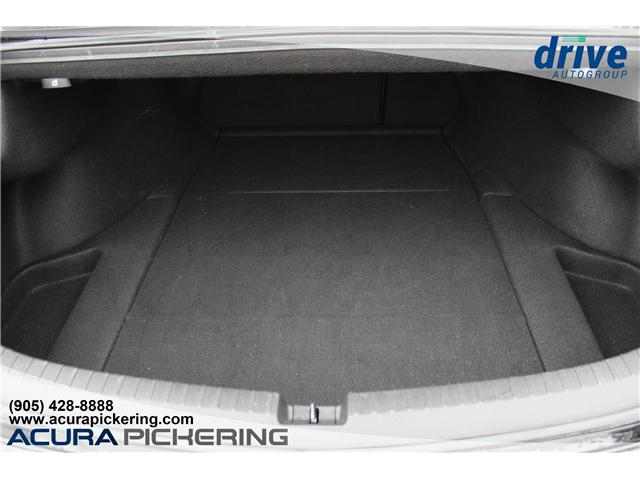 2018 Acura TLX Tech (Stk: AS025CC) in Pickering - Image 27 of 31