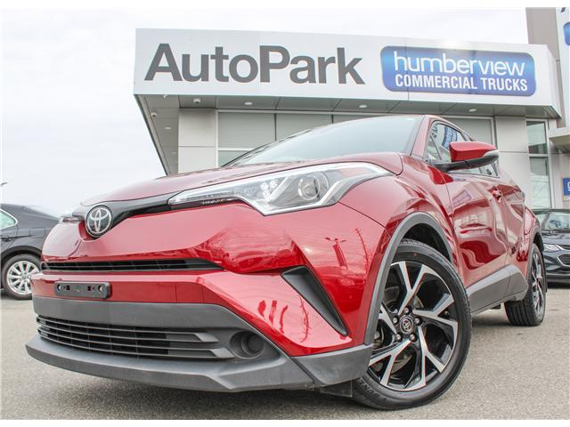 2018 Toyota C-HR XLE (Stk: 18-054566) in Mississauga - Image 1 of 26