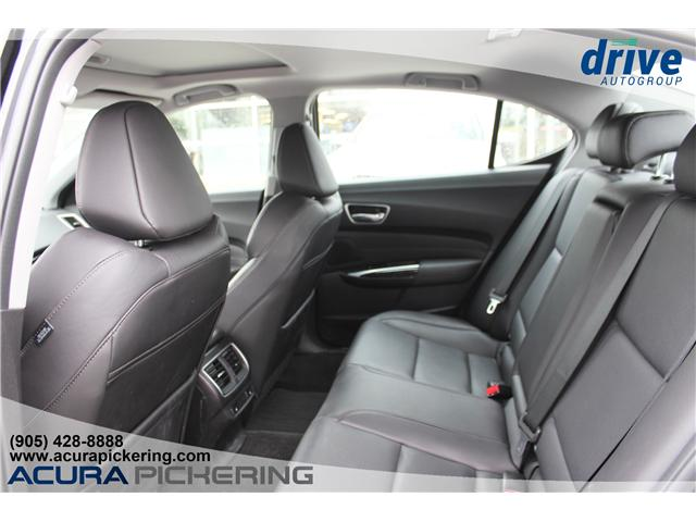 2018 Acura TLX Tech (Stk: AS025CC) in Pickering - Image 25 of 31