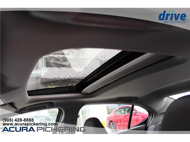 2018 Acura TLX Tech (Stk: AS025CC) in Pickering - Image 19 of 31