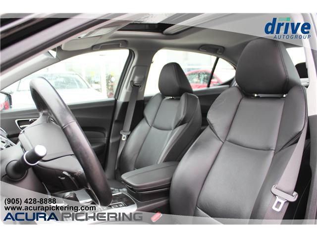 2018 Acura TLX Tech (Stk: AS025CC) in Pickering - Image 11 of 31