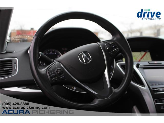 2018 Acura TLX Tech (Stk: AS025CC) in Pickering - Image 12 of 31