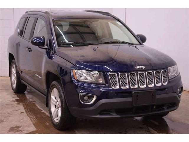 2017 Jeep Compass SPORT 4X4 - HEATED SEATS * LEATHER * SUNROOF (Stk: B3344A) in Cornwall - Image 2 of 30