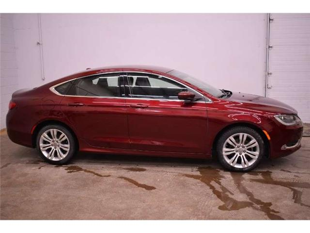 2015 Chrysler 200 LIMITED - BACKUP CAM * HTD SEATS * HTD STEERING (Stk: B3528) in Cornwall - Image 1 of 30