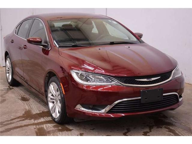 2015 Chrysler 200 LIMITED - BACKUP CAM * HTD SEATS * HTD STEERING (Stk: B3528) in Cornwall - Image 2 of 30