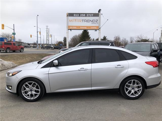 2016 Ford Focus SE (Stk: -) in Kemptville - Image 2 of 27