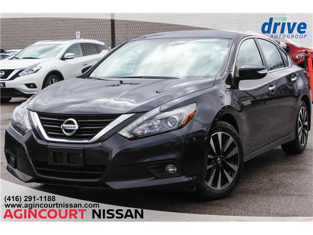 2018 Nissan Altima 2.5 SL Tech (Stk: U12458) in Scarborough - Image 1 of 27