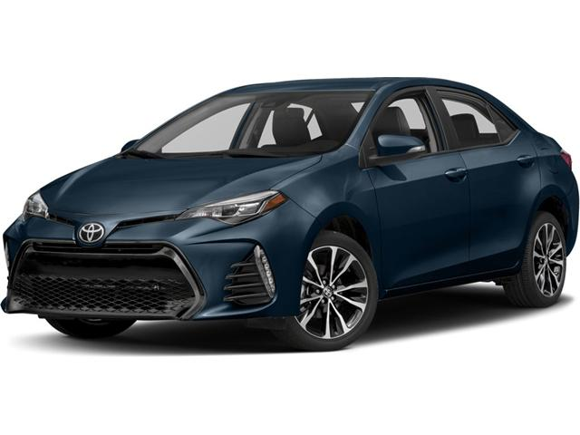 2019 Toyota Corolla SE Upgrade Package (Stk: 78562) in Toronto - Image 1 of 12