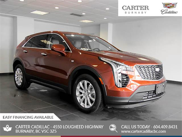 2019 Cadillac XT4 Luxury (Stk: C9-39340) in Burnaby - Image 1 of 23
