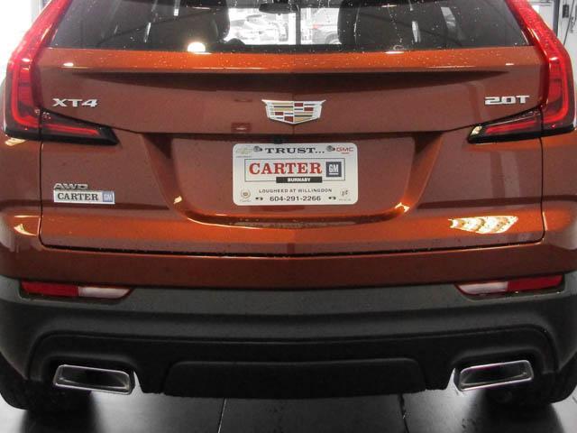2019 Cadillac XT4 Luxury (Stk: C9-39340) in Burnaby - Image 14 of 23