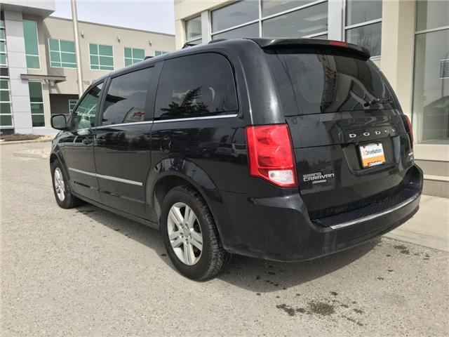 2017 Dodge Grand Caravan Crew (Stk: NE110) in Calgary - Image 7 of 20