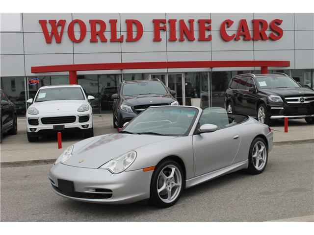 2004 Porsche 911 Carrera 4 (Stk: 16726) in Toronto - Image 1 of 24
