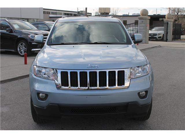 2012 Jeep Grand Cherokee Laredo (Stk: 16726) in Toronto - Image 2 of 20