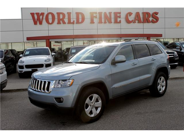 2012 Jeep Grand Cherokee Laredo (Stk: 16726) in Toronto - Image 1 of 20