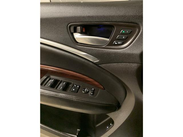 2016 Acura MDX Technology Package (Stk: M12577A) in Toronto - Image 11 of 34