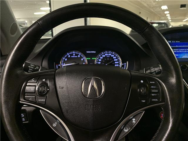 2016 Acura MDX Technology Package (Stk: M12577A) in Toronto - Image 16 of 34