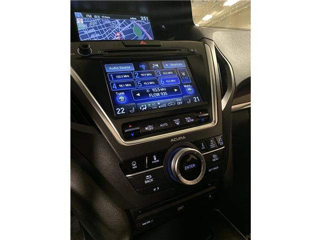 2016 Acura MDX Technology Package (Stk: M12577A) in Toronto - Image 20 of 34