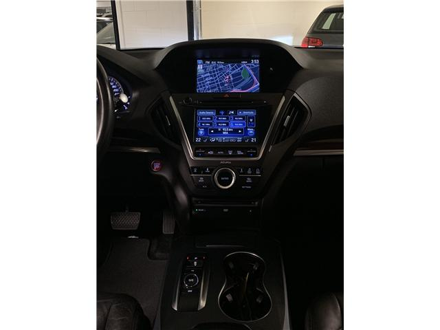 2016 Acura MDX Technology Package (Stk: M12577A) in Toronto - Image 30 of 34