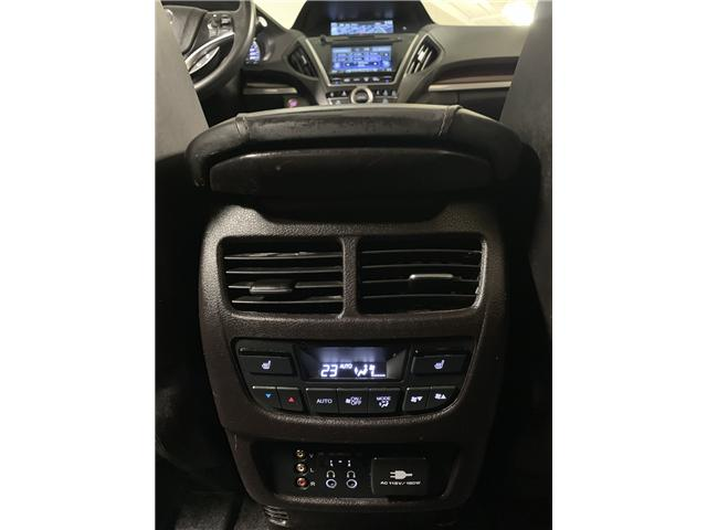 2016 Acura MDX Technology Package (Stk: M12577A) in Toronto - Image 27 of 34