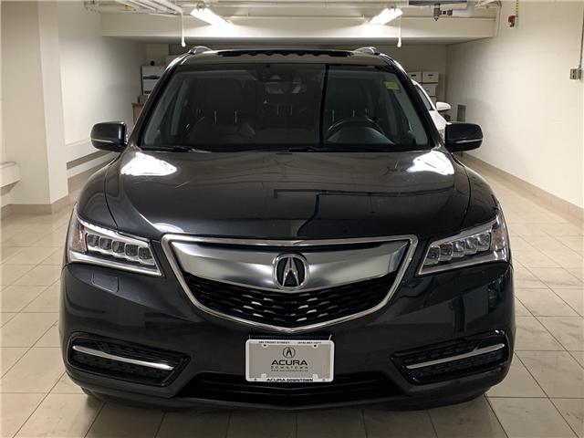 2016 Acura MDX Technology Package (Stk: M12577A) in Toronto - Image 8 of 34