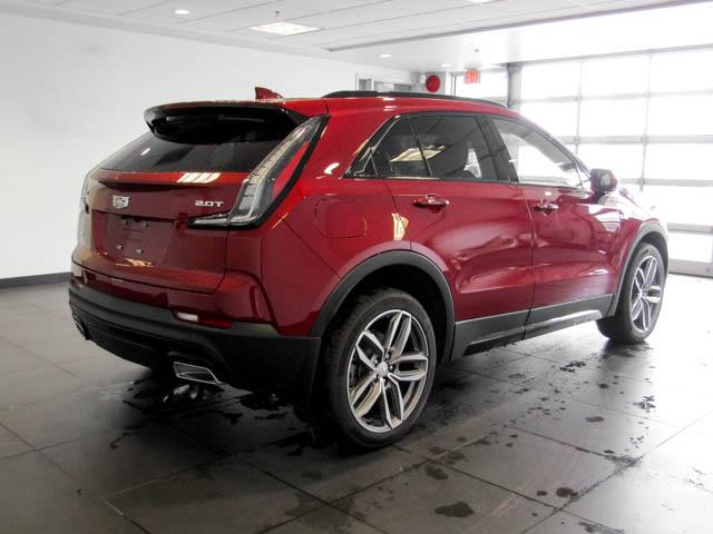 2019 Cadillac XT4 Sport (Stk: C9-66100) in Burnaby - Image 4 of 24