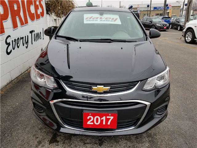2017 Chevrolet Sonic LT Auto (Stk: 19-215) in Oshawa - Image 2 of 13