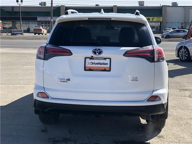 2018 Toyota RAV4 LE (Stk: A2734) in Saskatoon - Image 4 of 20